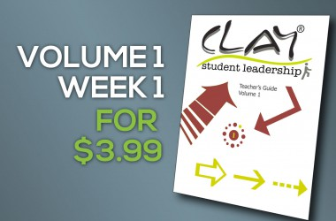 Volume 1 Week 1 for $3.99